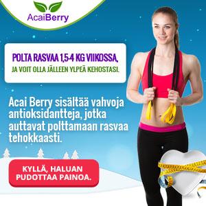 Acai Berry kokeile 1 kk ilmaiseksi
