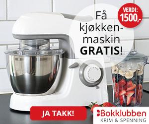 Kjøkkenmaskin i velkomstgave fra Krim og Spenning